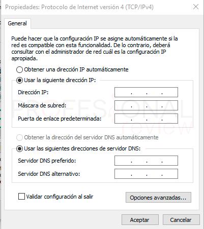 Cambiar IP Windows 10 paso07