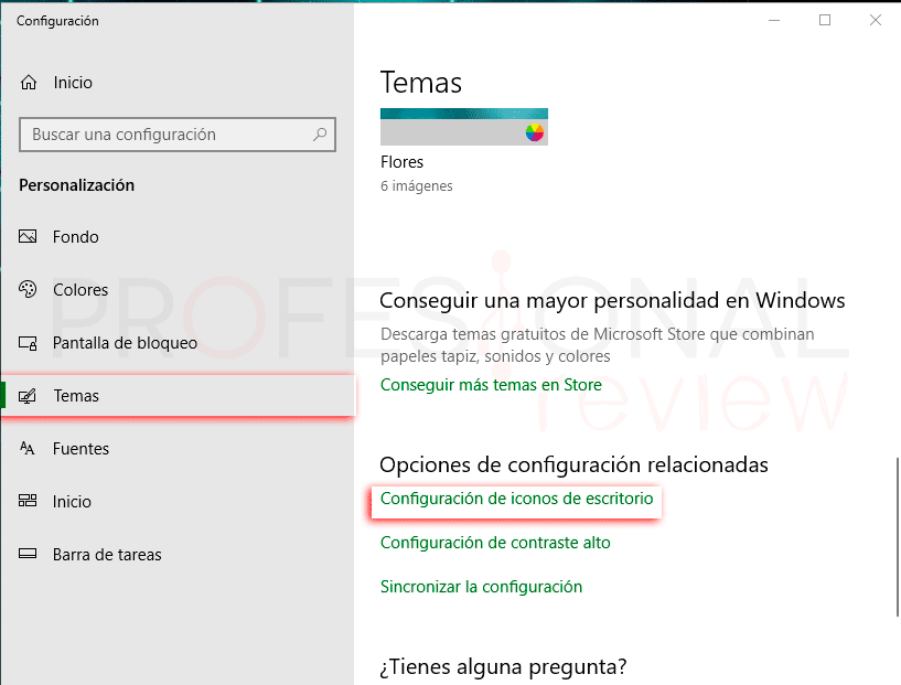 Cambiar iconos en Windows 10 tuto01