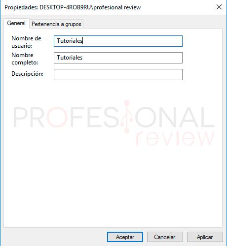 Cambiar nombre de usuario Windows 10 paso06