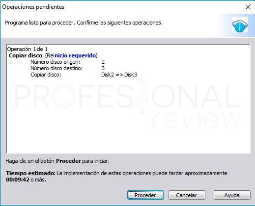 Clonar disco duro Windows 10 paso10