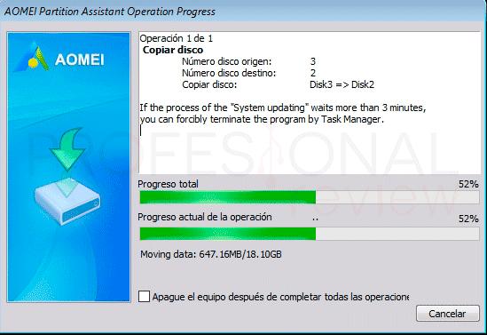 Clonar disco duro Windows 10 paso11