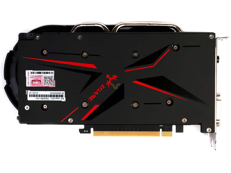 Colorful GeForce GTX iGame 1050Ti