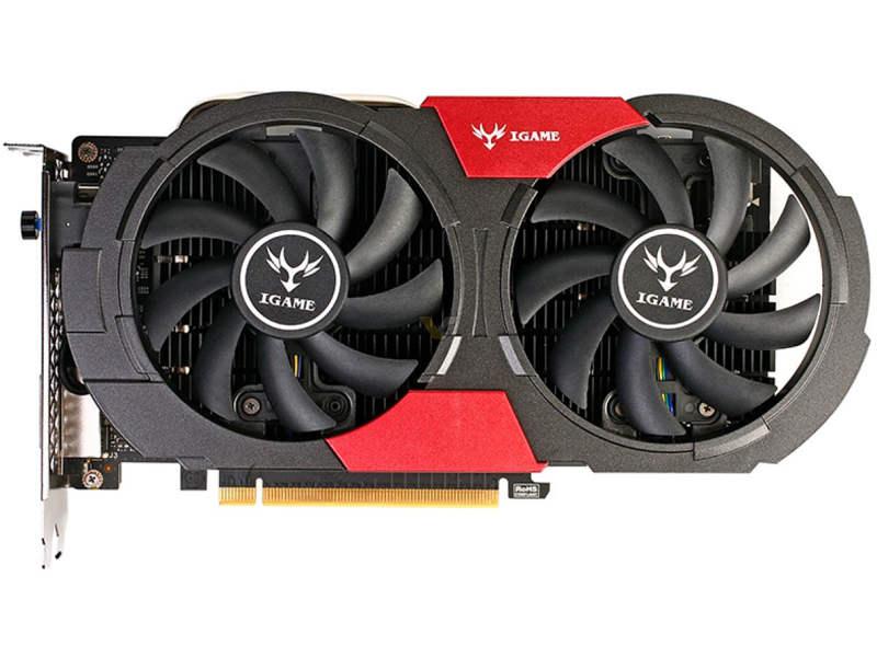 Colorful GeForce GTX iGame 1050Ti de oferta en tomtop