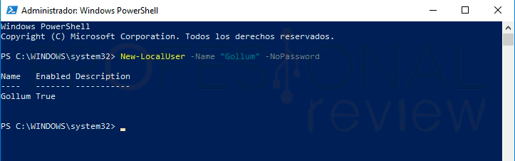 Crear usuario Windows 10 paso15