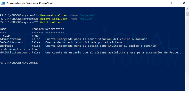 Crear usuario Windows 10 paso20