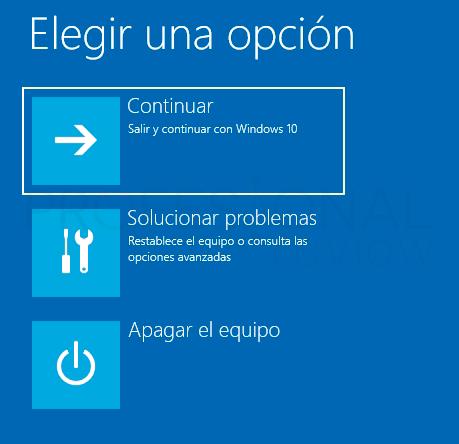 Crear punto de restauración Windows 10 paso09