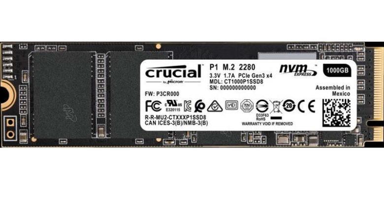Photo of Crucial P1, el primer SSD NVMe basado en memoria QLC