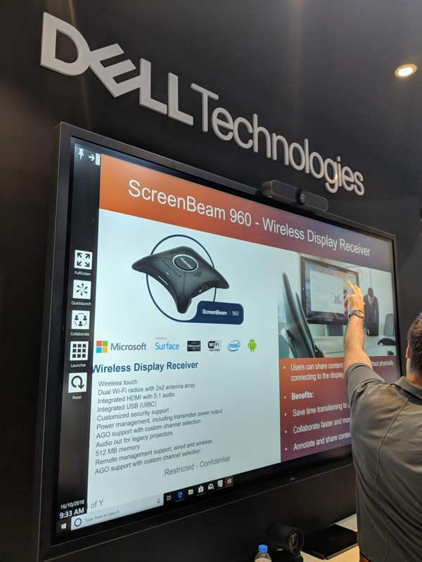 Dell UltraSharp C8618QT