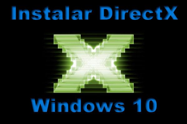 DirectX Windows 10
