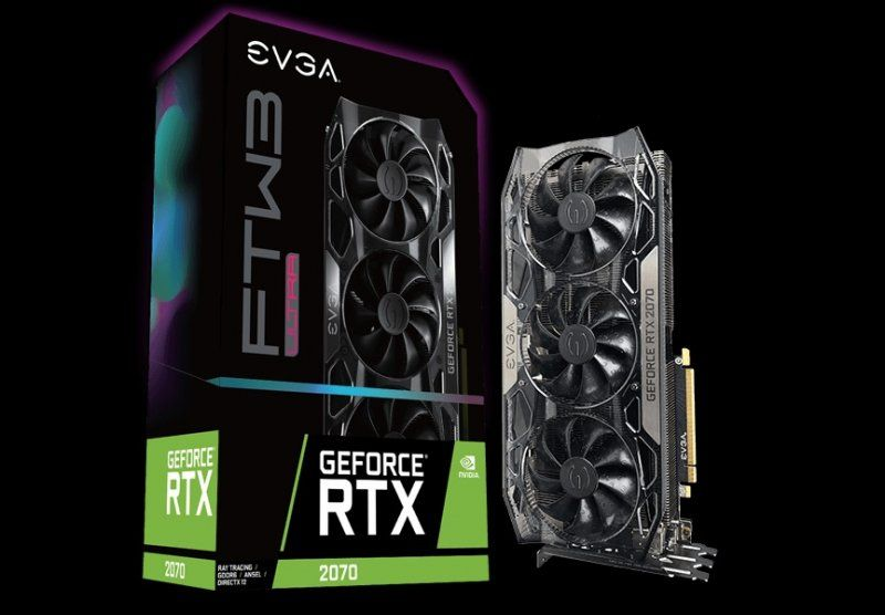 RTX 2070 FTW3