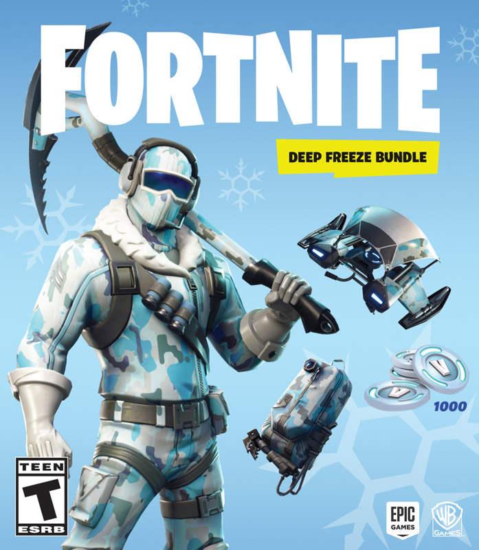 Fortnite Battle Royale tendrá una edición física a finales de año