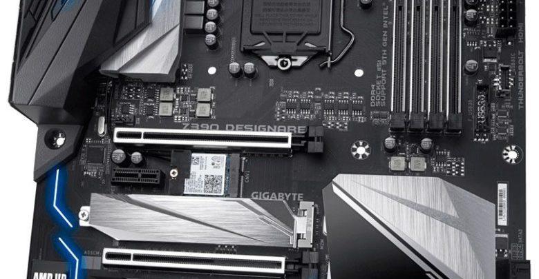 Photo of GIGABYTE prepara su placa base Z390 'Designare' para profesionales