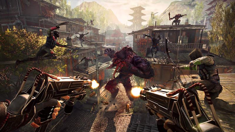 GOG te ofrece gratis el excelente Shadow Warrior 2