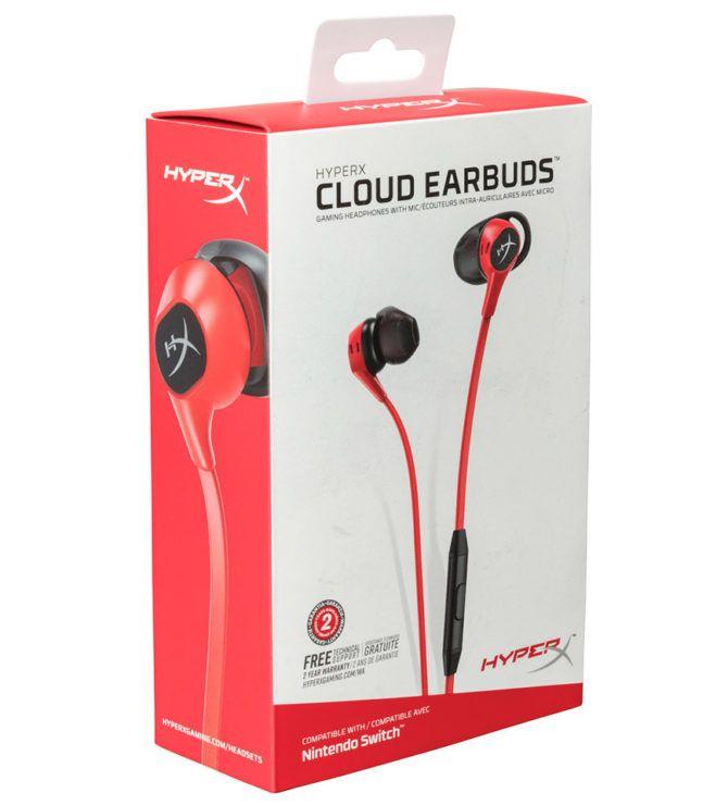 Cloud Earbuds