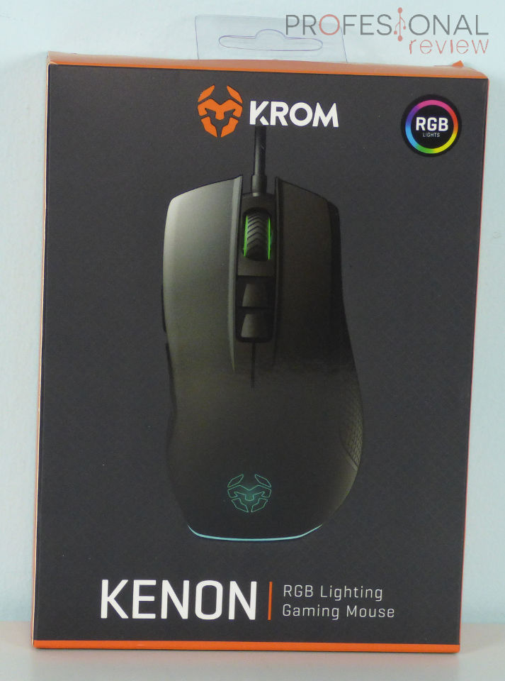 Krom Kenon Review