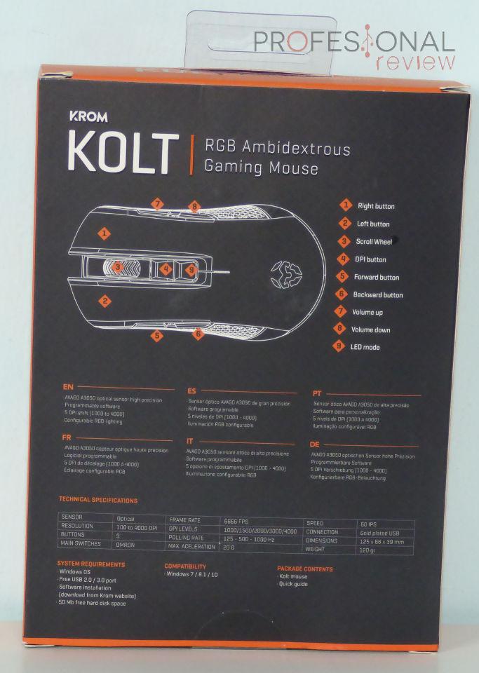 Krom Kolt Review