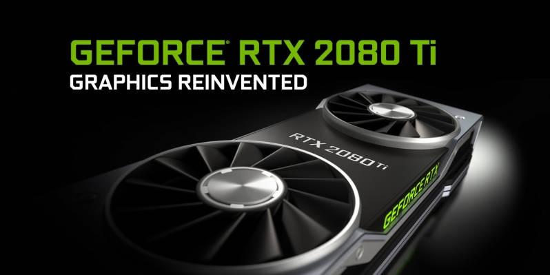 GeForce RTX 2080 Ti tiene problemas de fiabilidad