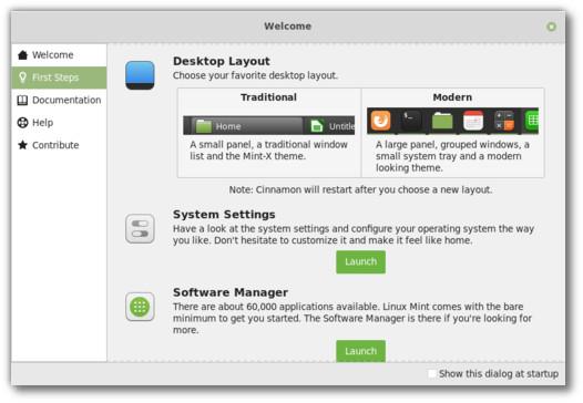 Linux Mint 19.1 'Tessa' llegará con Santa Claus