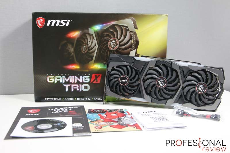 MSI GeForce RTX 2080 GAMING X TRIO review