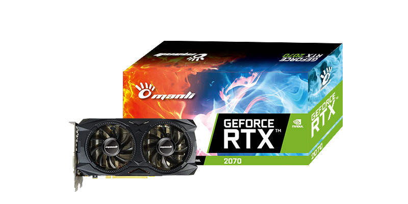 Manli GeForce RTX 2070