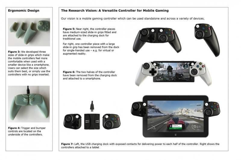 Microsoft prepara mandos modulares para Project xCloud