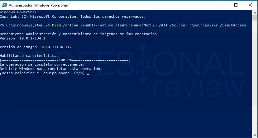 Net Framework Windows 10 p07