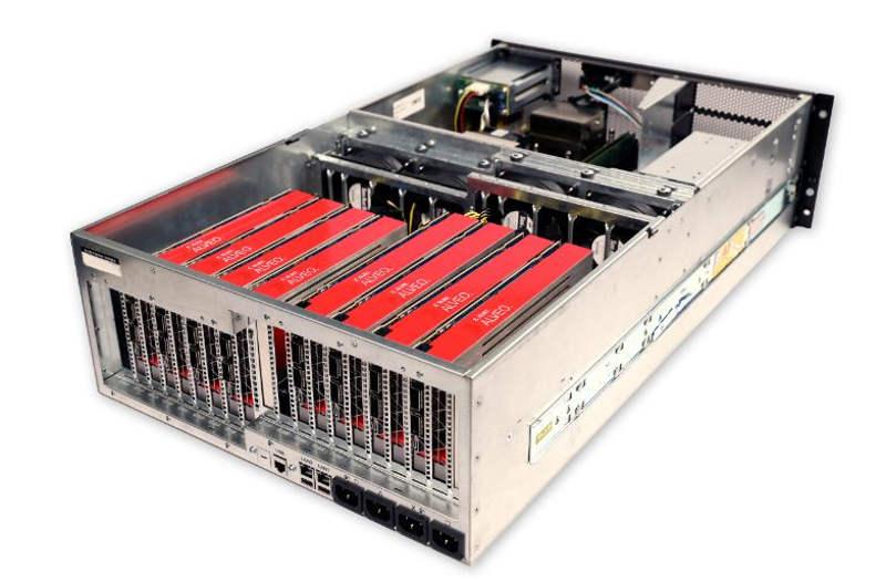 Nuevo récord de inferencia de imágenes de la mano de AMD y Xilinx