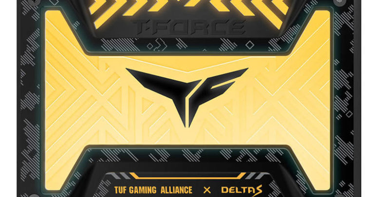 Photo of Nuevos SSD TEAMGROUP DELTA S TUF Gaming Alliance y memorias T-FORCE DELTA TUF Gaming RGB DDR4