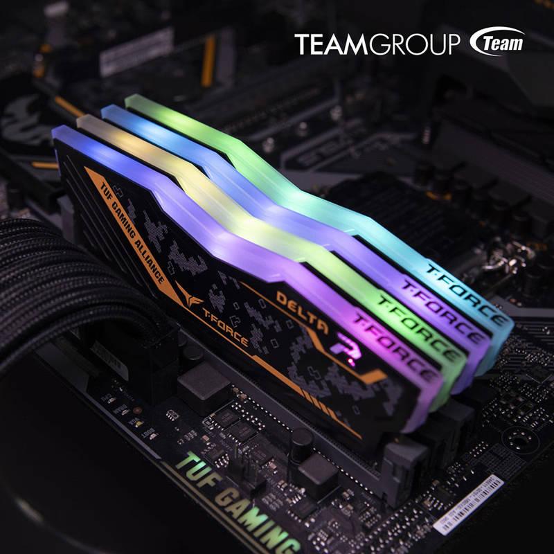 T-FORCE DELTA TUF Gaming RGB DDR4