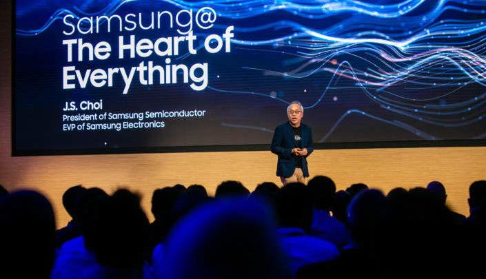 Photo of Samsung muestra sus memorias RDIMM de 256 GB