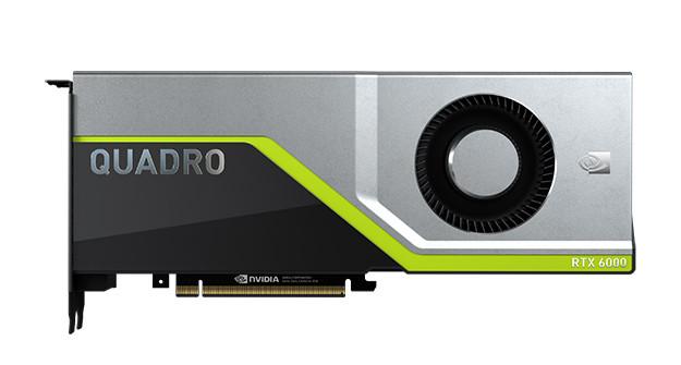 Nvidia Quadro RTX 6000 y RTX 5000 ya en preventa