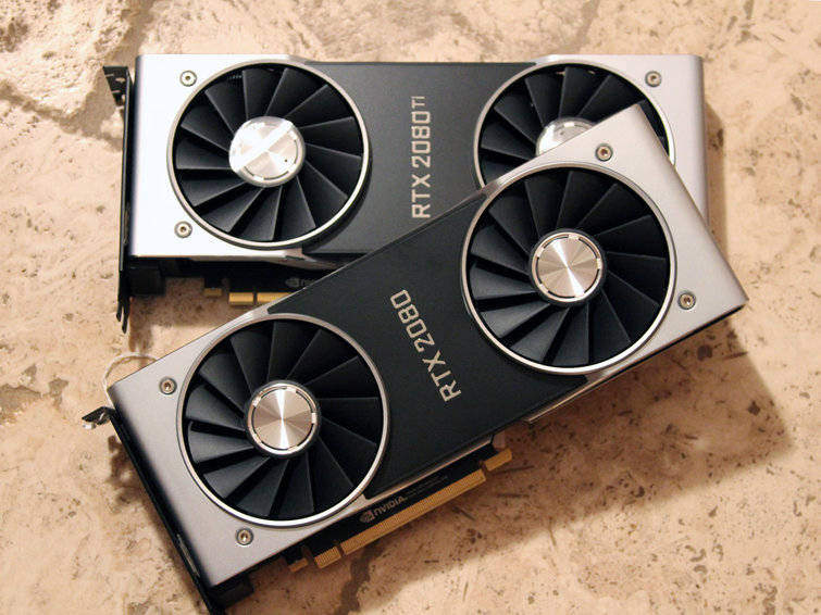 Nvidia resta importancia a los fallos de las GeForce RTX 2080Ti