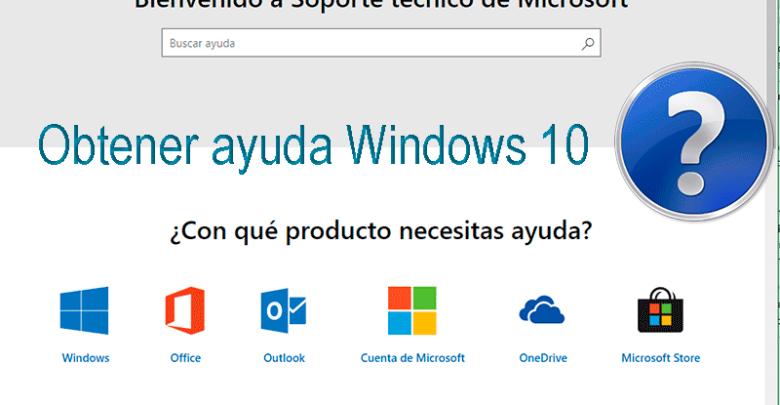 Photo of Como obtener ayuda en Windows 10