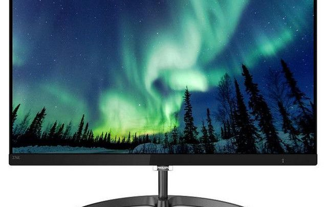 """Photo of Philips anuncia el monitor 276E8VJSB de 27"""" con 4K y 10 bits IPS"""
