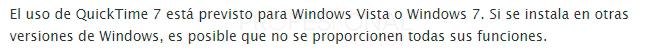 Instalar QuickTime Windows 10 paso02