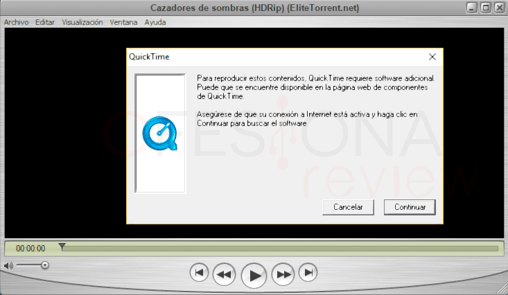 Instalar QuickTime Windows 10 paso06