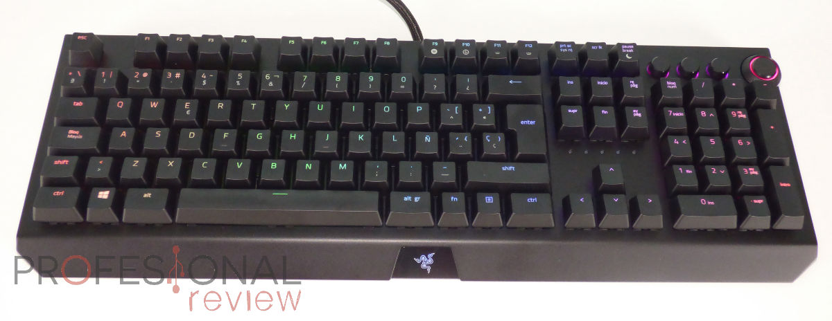 Razer BlackWidow Elite Review