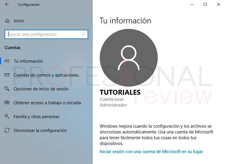 Restablecer contraseña Windows 10 paso02