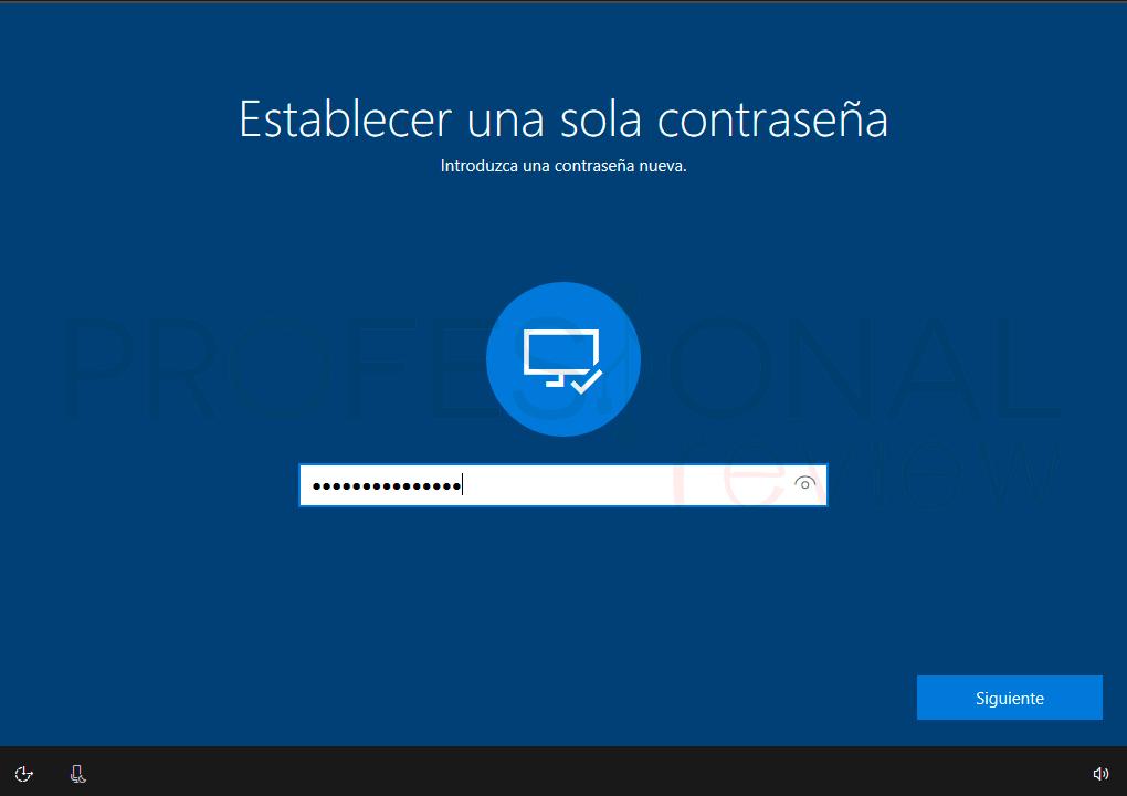 Restablecer contraseña Windows 10 paso08