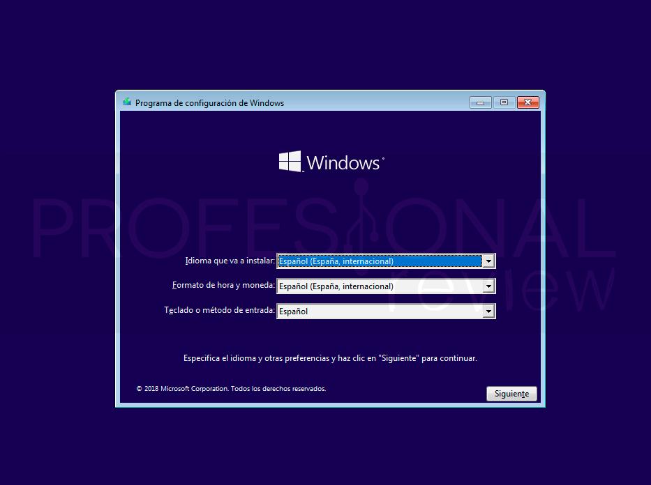 Restablecer contraseña Windows 10 paso17