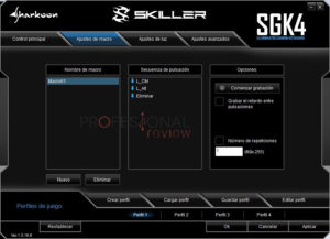 Sharkoon Skiller SGK4 Review
