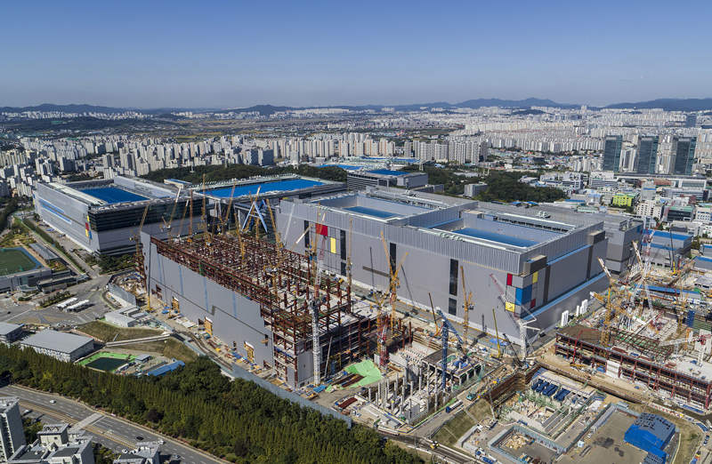 Samsung ya es capaz de fabricar chips a 7 nm usando tecnología EUV