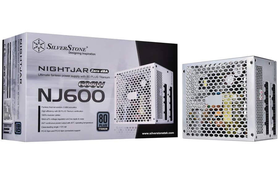 SilverStone NightJar NJ600