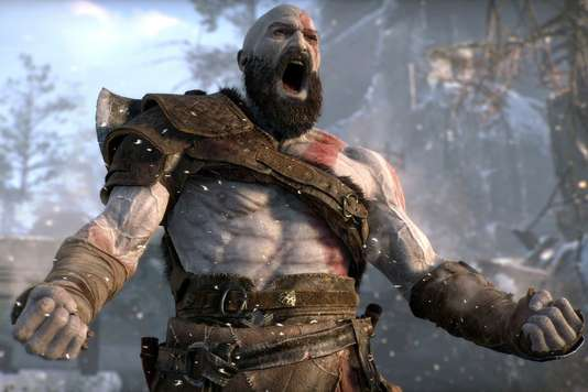 Sony libera un vídeo con todos los fallos que aparecieron en God of War