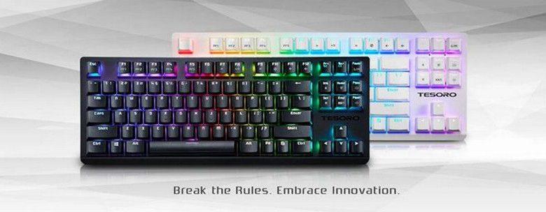 Photo of Tesoro lanzara el galardonado teclado GRAM Spectrum TKL en noviembre