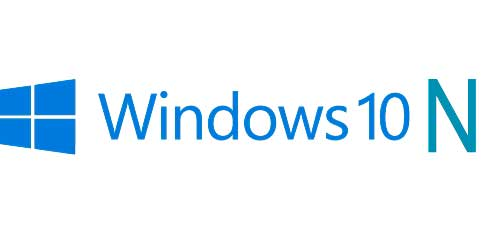 Windows 10 N