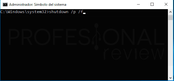 Windows 10 no se apaga p02