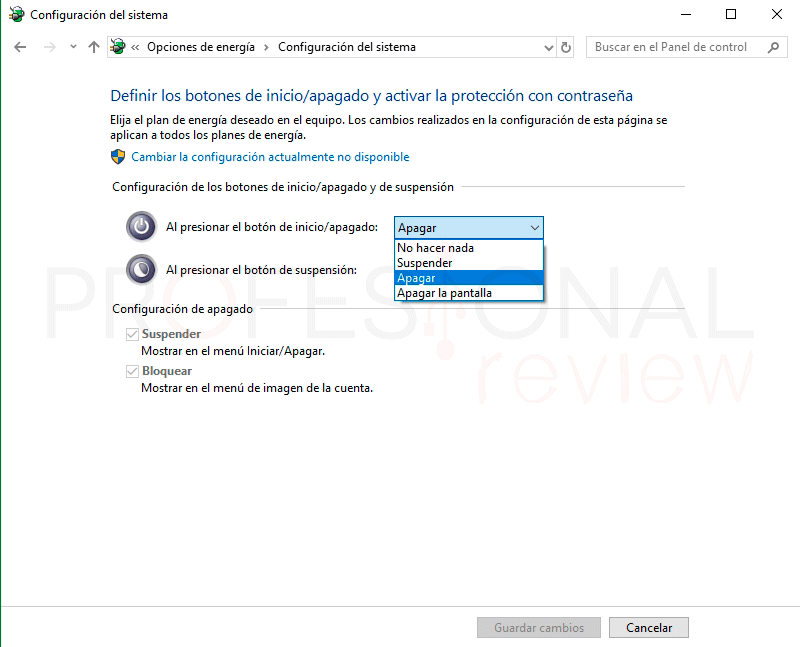 Windows 10 no se apaga p04