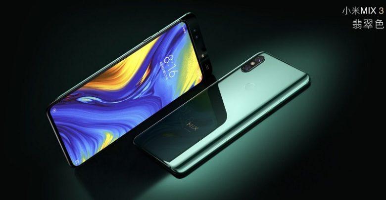 Photo of El Xiaomi Mi MIX 3 se lanza en España