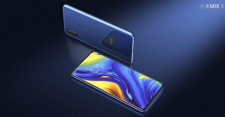 Photo of El Xiaomi Mi MIX 3 con 5G llegará a finales de febrero